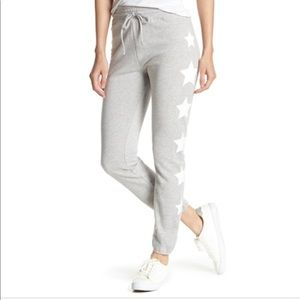 Nordstrom star joggers NWT